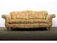LUXURY LARGE WHITEMEADOW BARKER & STONEHOUSE 3 SEATER SOFA - FREE UK DELIVERY