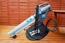 Mac-Allister Extendable Leaf blower / vacuum & mulcher