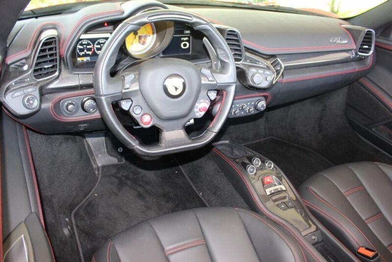Image 4 Voiture Européenne d'occasion Ferrari 458 2014