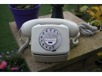 Vintage Phone BT776 with ringer, Retro phone,