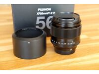 Fujifilm XF56mm f1.2R Lens