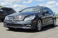 2011 Mercedes-Benz E-Class COUPE NAV LEATHER SUNROOF H/K AUDIO B