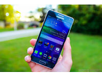 Samsung Galaxy Alpha 32Gb in excellent condition. Unlocked.