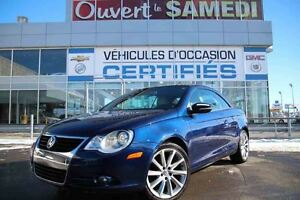 2010 Volkswagen Eos COUPE CABRIOLET+TOIT OUVRANT