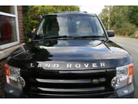 Landrover TDV6 Discovery 3 HSE