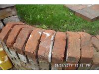 angled copping bricks