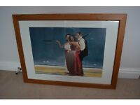 Jack Vettriano print