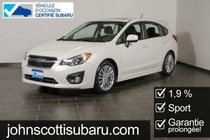 2014 Subaru Impreza Wagon Sport 1.9% CVT