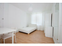 Huge extra-large double room available in September near Elephant & Castle!