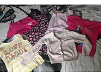 Girls clothing bundle age 5-6-7