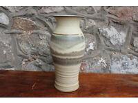 Vintage Studio Pottery Vase Art Pottery Home Decor Ingleton Pottery