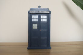 DR WHO MONEY BANK TARDIS