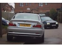 **PRICE DROP** BMW 318ci 3 Series 2.0 Sport 2dr px for Lexus is200, any saloon 330 325 323 not M3