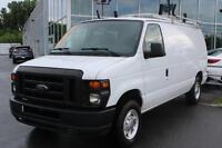 2011 Ford E-150 AC*CRUISE*STOCKAGE OUTILS*