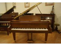 Kimball grand piano in satin walnut - Tuned & UK delivery available