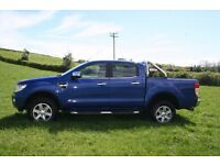 Selection of Ford Rangers available