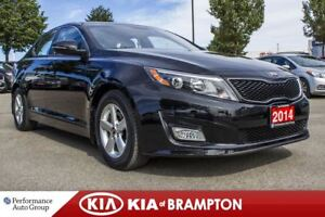2014 Kia Optima LX. PWR SEAT. BLUETOOTH. SAT RADIO. CRUISE CTRL