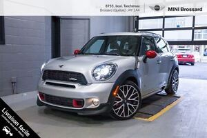 2014 MINI Cooper Countryman All4 JOHN COOPER WORKS + HARMAN/KARD