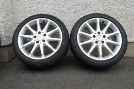 Genuine Mercedes Benz Alloy Wheels