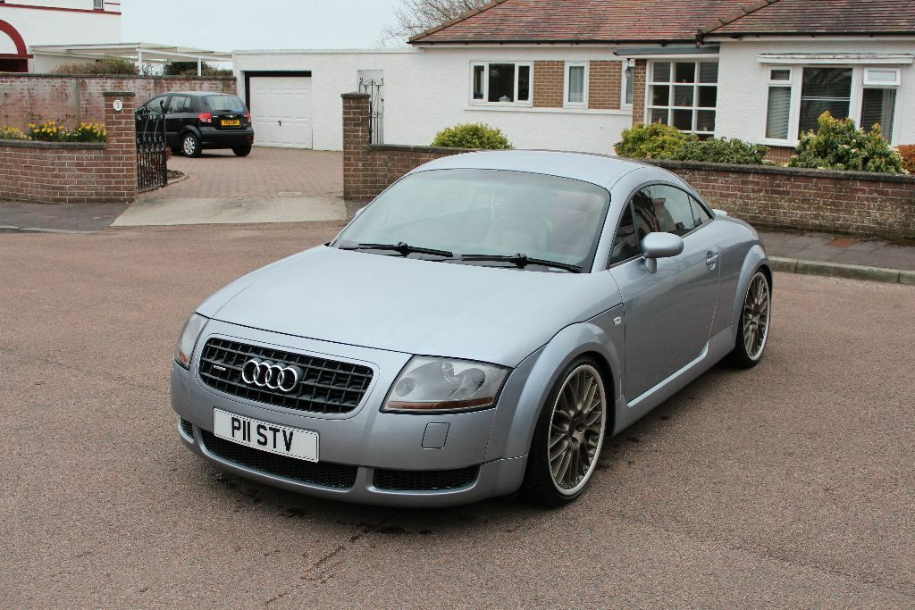 2003 audi tt 225 quattro in broughty ferry dundee gumtree. Black Bedroom Furniture Sets. Home Design Ideas