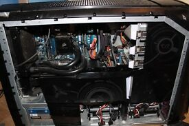 """Alienware I7 Gaming PC 4.2GHZ 22""""HD Monitor & hundreds worth of extras included. Full setup."""