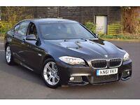 2012 BMW 520d M Sport Auto | Full BMW Service History | 40,000 miles