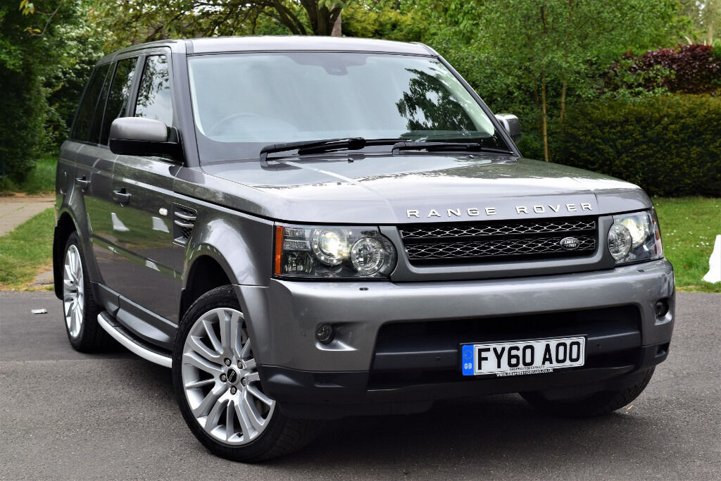 range rover sport tdv6 3 0 hse facelift diesel 2011 px with audi bmw mercedes lexus volkswagen. Black Bedroom Furniture Sets. Home Design Ideas