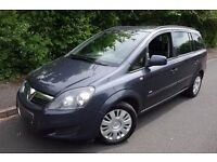2010 Vauxhall Zafira 1.9 CDTI DIESEL, 1 OWNER FROM NEW, FULL SERVICE HISTORY, HPI CLEAR