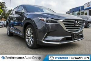 2016 Mazda CX-9 GT. LEATHER. ROOF. NAVI. CAMERA. BOSE