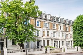 A newly refurbished two double bedroom apartment on Holland Road