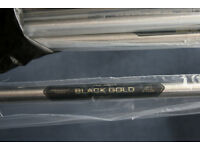 Details about True Temper Black Gold Shafts - 3 to PW. 8 shafts. Factory cut. Ready to fit.