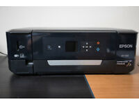 epson xp-530 printer and scanner, 6 months old