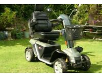 PRIDE COLT EXECUTIVE 3 YEARS OLD NEW BATTERIES LOW MILAGE CANOPY UK DELIVERY