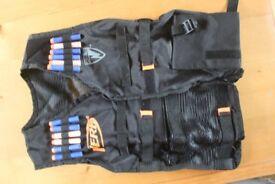 Nerf Tactical Vest Jacket