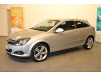 VAUXHALL ASTRA SRI COUPE 1.8 PETROL MANUAL 2010 100,000 MILES BUT STUNNING CAR AND DRIVES A1