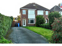 Spacious, 3 Bedroom House, Wiltshire road Chaddesden
