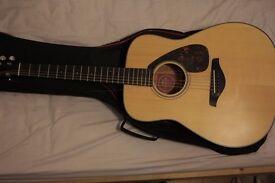Yamaha FG700MS Acoustic Guitar