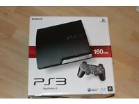 PlayStation 3 (PS3) Bundle - 160GB, 2 Controllers, Headset, 21 Games, 7 Blu-rays