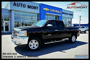 2013 CHEVROLET SILVERADO 1500 4WD EXTENDED CAB GROUPE EDITION SP