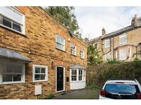 A recently refurbished three bedroom house over two floors.