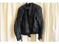 Belstaff Leather Motorcycle Jacket