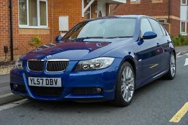 BMW 330i M-Sport Ultra low miles/Superb condition FSH
