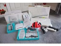 Nintendo Wii Console Bundle PAL Sports Resort