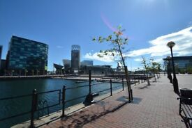 Superb One Bedroom Apartment in Manchesters most sought after areas in Salford Quays