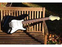 Fender Stratocaster Richie Sambora Signature Model