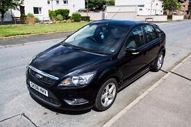 Ford Focus 1.6 AT serviced, mot march18