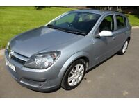 VAUXHALL ASTRA 1.4 ACTIVE ** 56 PLATE 0NLY ** 30,000 ** MILES FROM NEW **