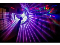 RGB Laser Kit 3 x pro nightclub quality stunners
