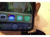 Apple iPhone 6 slate black 64gb boxed