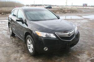 2013 Acura RDX TECH, AWD, NAV, LEATHER, S/ROOF, ALLOYS